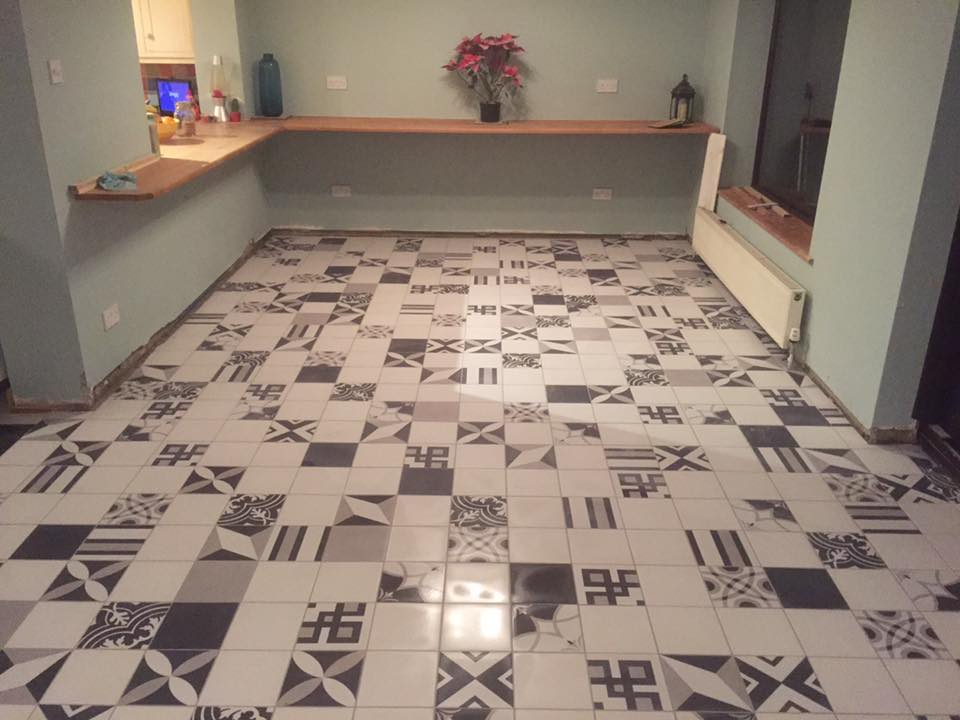 Internal Tiling